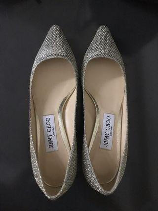 Almost new Jimmy Choo shoes