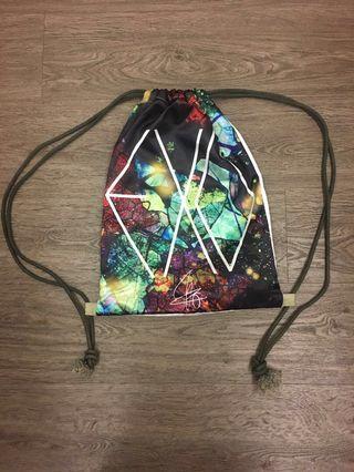 EXO Drawstring Bag