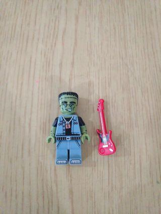 Lego Monster Rocker Minifigure