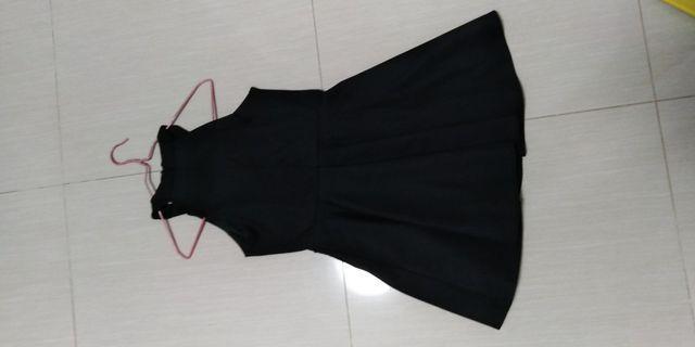 Grad din裙 連身黑色裙