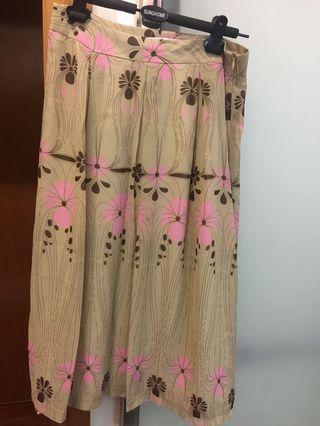 懷舊/復古…半截裙
