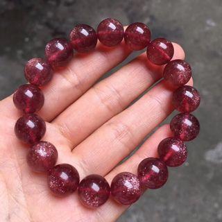 頂級星光草莓晶