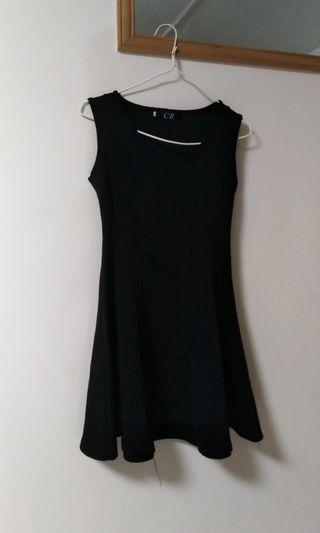 黑色連身裙graddin