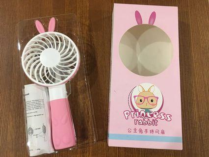 🚚 公主兔手持風扇