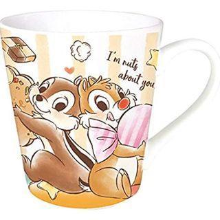 日本迪士尼 250mL馬克杯 杯子 水杯 チップ&デール/Chip 'n' Dale/大鼻與鋼牙/奇奇與蒂蒂