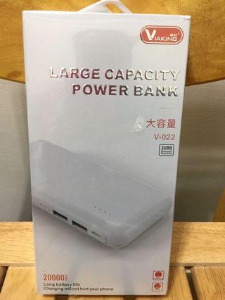 Power bank 20000mah