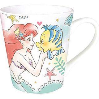 日本迪士尼 250mL馬克杯 杯子 水杯 Ariel/小美人魚/人魚公主/愛麗兒