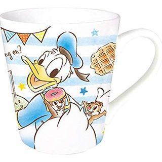 日本迪士尼 250mL馬克杯 杯子 ドナルド/Donald Duck/唐老鴨