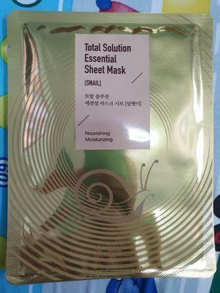 Pretty skin masker muka