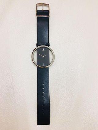 二手Calvin Klein黑色錶