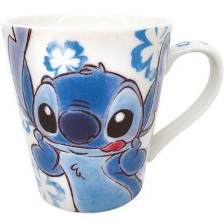 日本迪士尼 250mL馬克杯 杯子 スティッチ/Stitch/史迪仔
