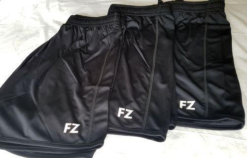 FZ FORZA 301892 BLACK Men's Short Pants L