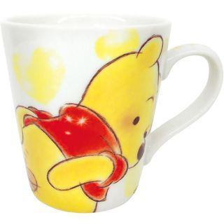 日本迪士尼 250mL馬克杯 杯子 プーさん/Winnie the Pooh/小熊維尼/維尼熊
