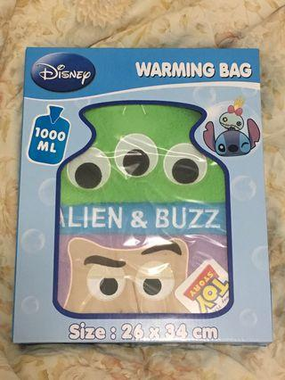 Toy Story 反斗奇兵 巴斯光年 三眼仔 Buzz Lightyear Aliens 暖水袋