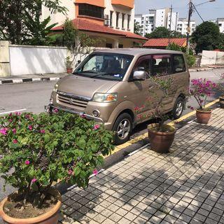 Car Suzuki APV - reduced