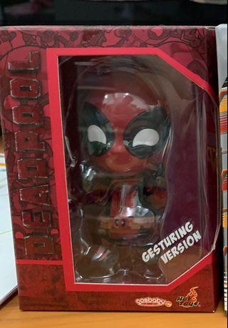 全新連圓貼 Hottoys Cosbaby Deadpool 死待 Joker 小丑Antman 蟻俠 Marvel Avengers