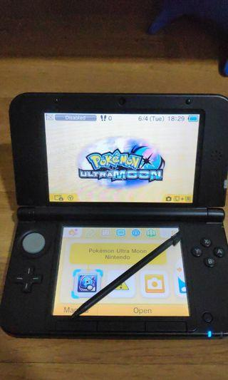 Nintendo 3DS XL + Games