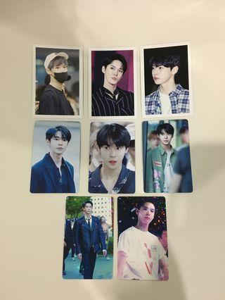 nct doyoung fansite photocards