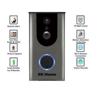 Wifi Doorbell - Version 2.0 wireless