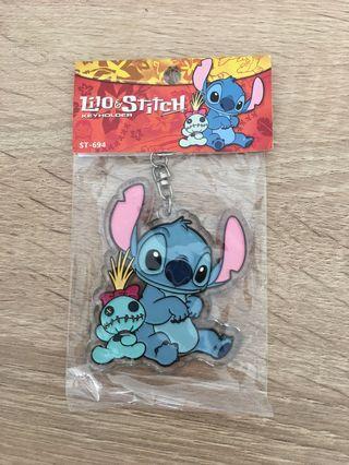 🚚 Stitch Keychain Collection
