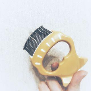 🚚 貝殼梳 貓咪貝殼梳 貓咪梳子 寵物梳子