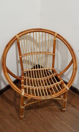 Hand Made Rattan Chair