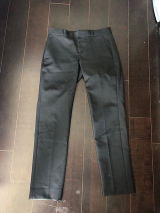 Banana Republic black pants size 0