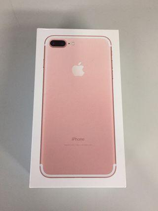 Empty box with tray for Iphone 7 for sale