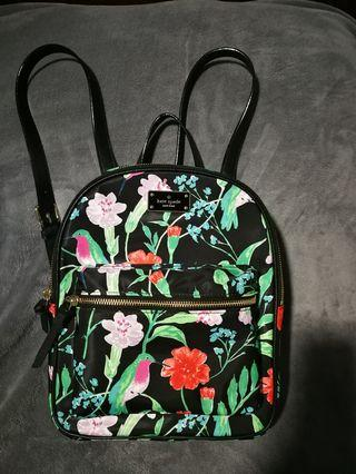 Kate Spade Wilson Road Small Bradley Hummingbird Floral Backpack