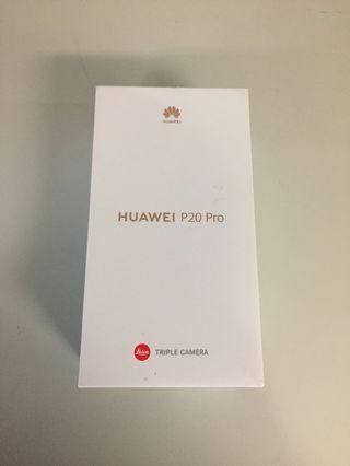 Empty box for Huawei P20 Pro for sale