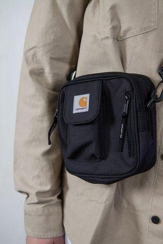 [Brand New] Carhartt WIP Essentials Black Bag