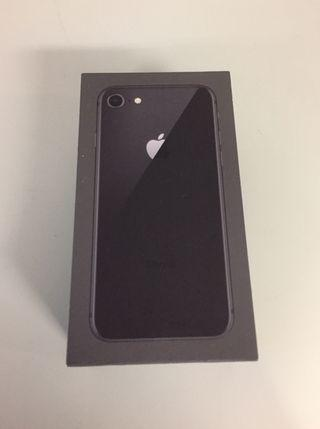 Empty box with tray for Iphone 8 for sale