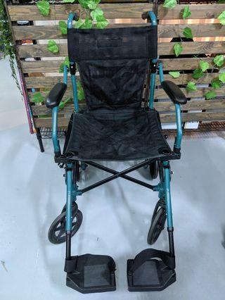 🚚 Lightweight Wheelchair