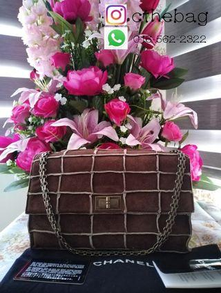 Authentic Chanel Single Flap Bag
