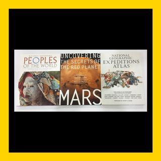 National Geographic Coffee-Table Books