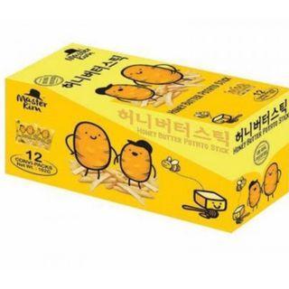 🚚 Master Kim Potato Sticks (1 Box)