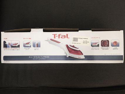 🚚 T-fal DV8610J1 2合1 電熱蒸氣熨斗蒸氣噴射除菌除臭蒸氣熨斗