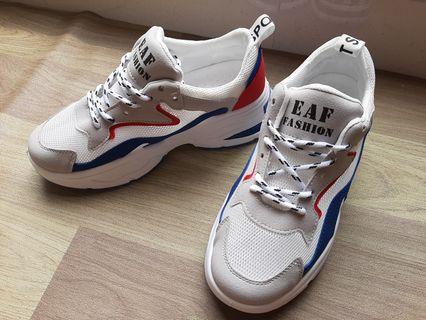 Sepatu Fashion Kekinian uk. 37,38