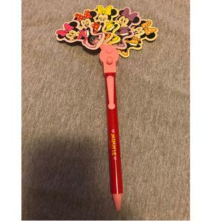 Minnie Mouse pen 購自東京