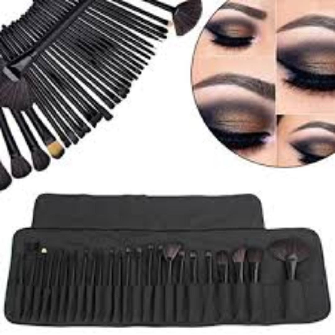 24pcs Professional Make Up Brush Brand New