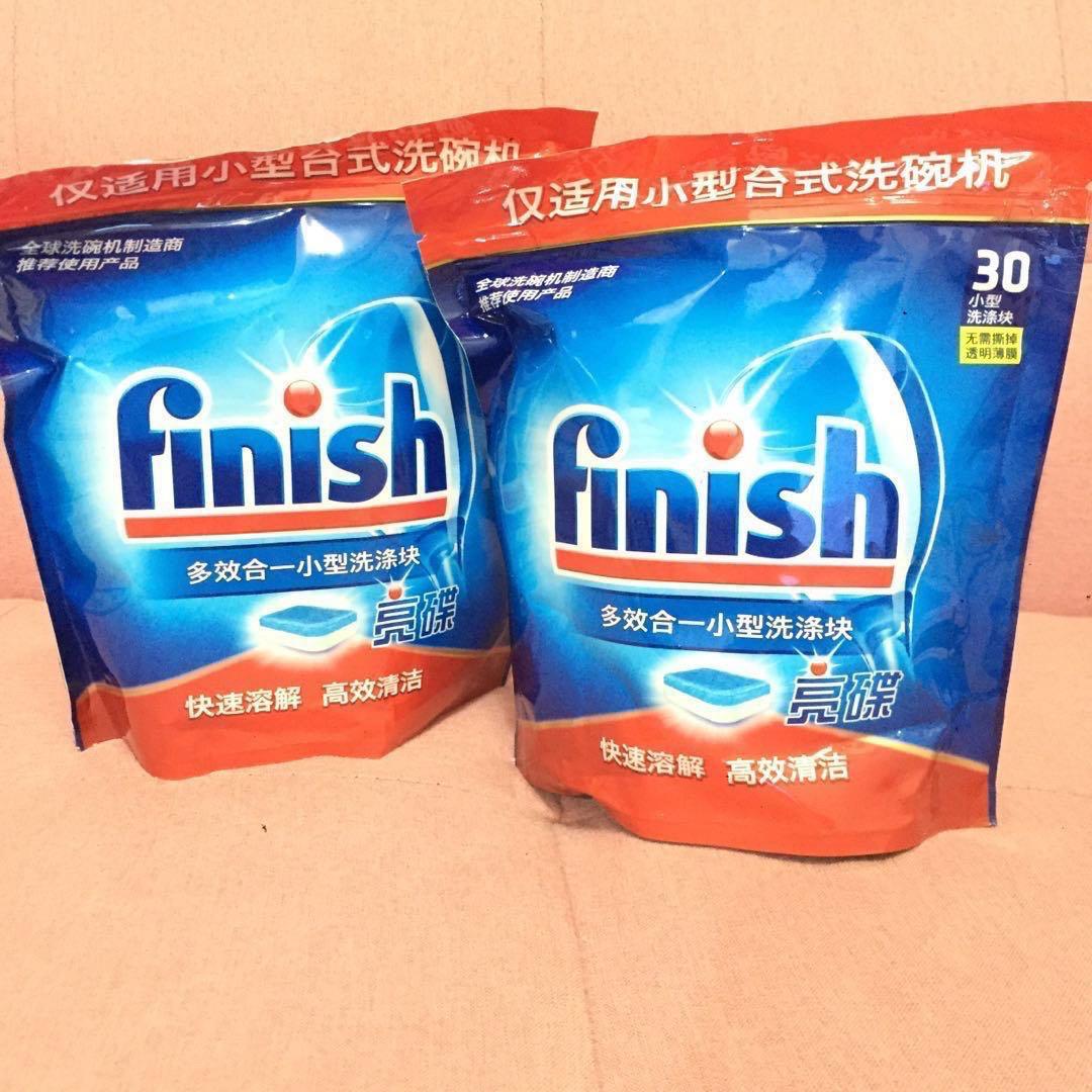 Finish洗碗機專用碇