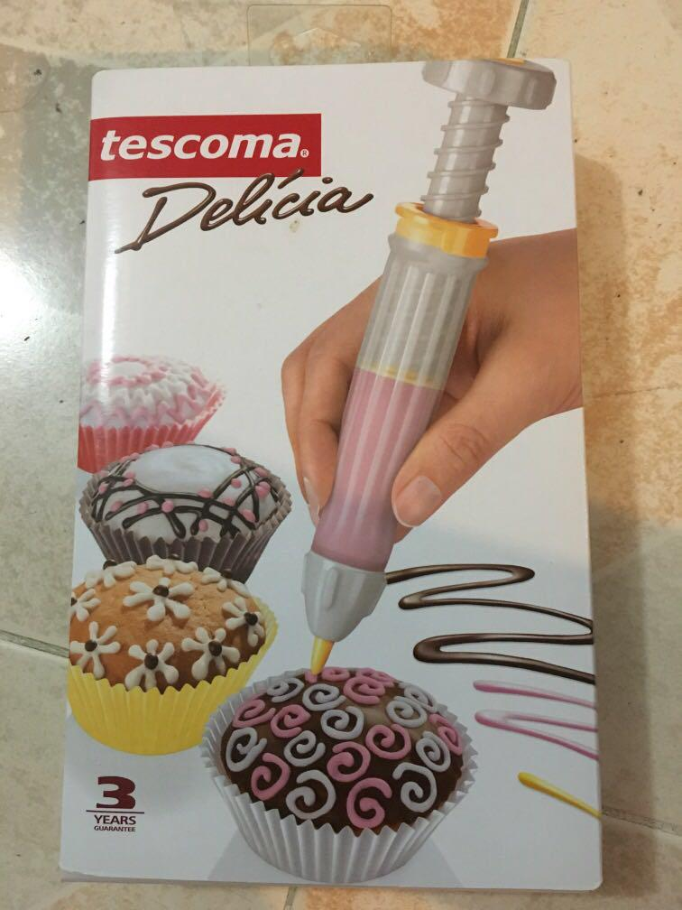 蛋糕造型器 cake decorating pen