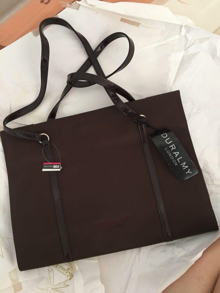 日本 Duralmy London bag 袋