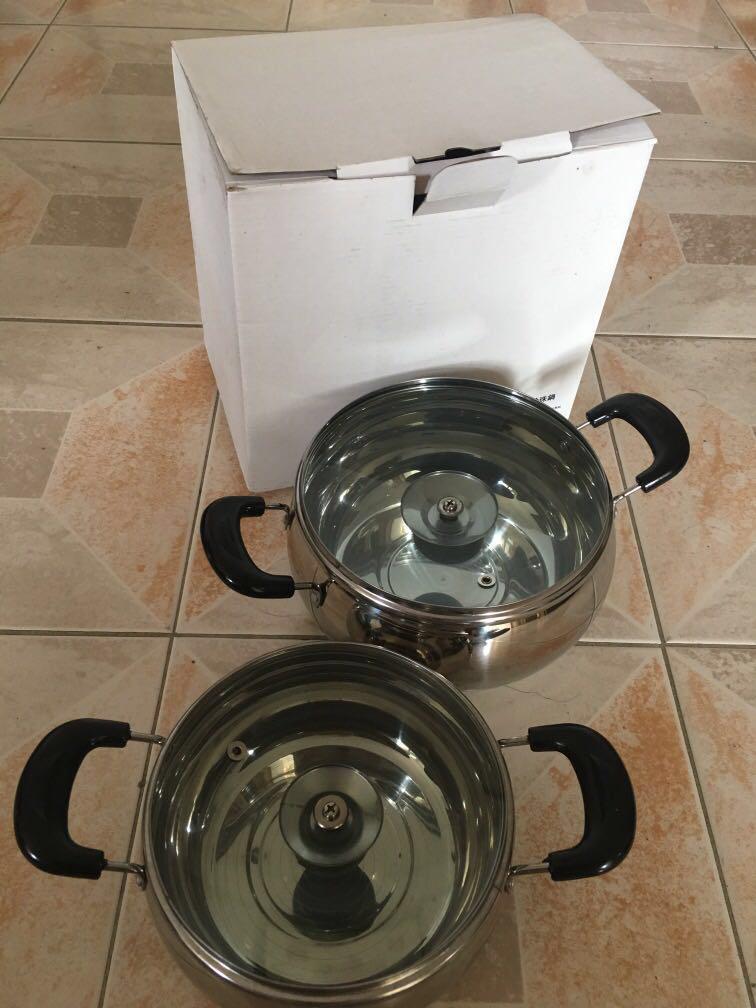 不銹鋼煲 Stainless steel pot