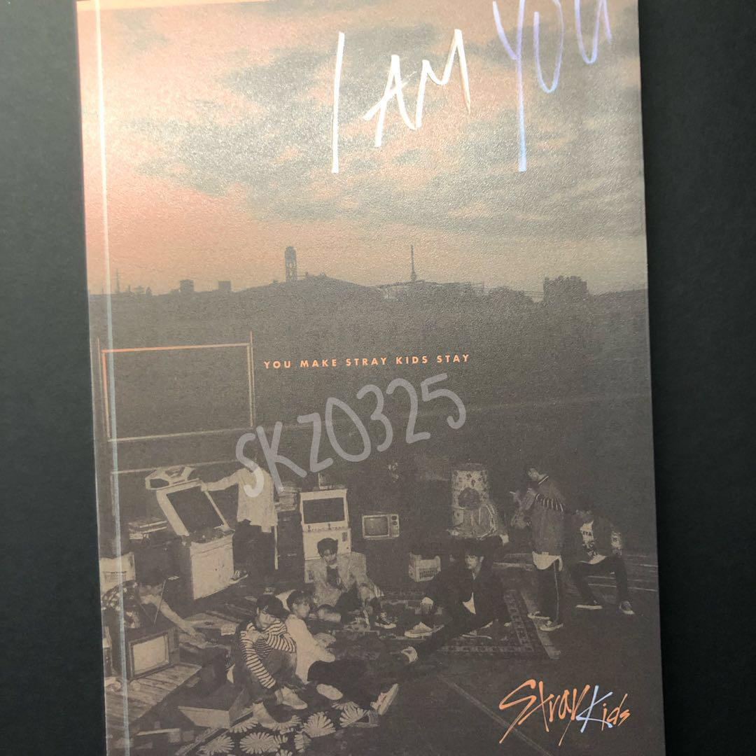 [ WTS ] Stray Kids - I Am You (I Am Ver.) : JEONGIN/I.N Cover