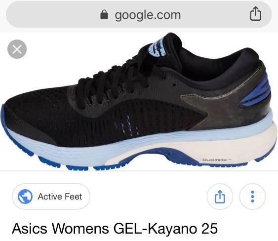 ASICS keyano 25