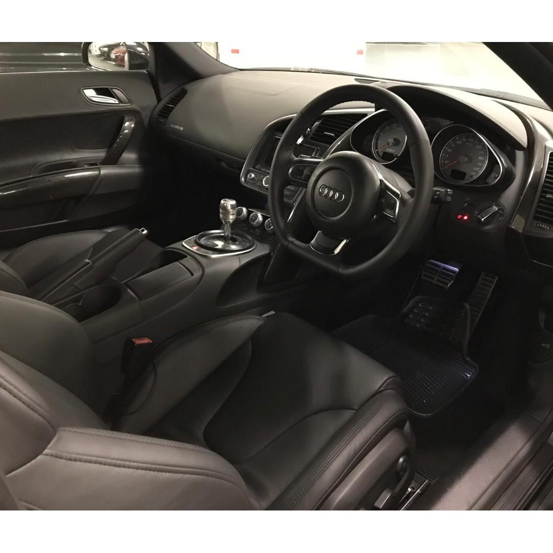 AUDI R8 V8 4.2 2008