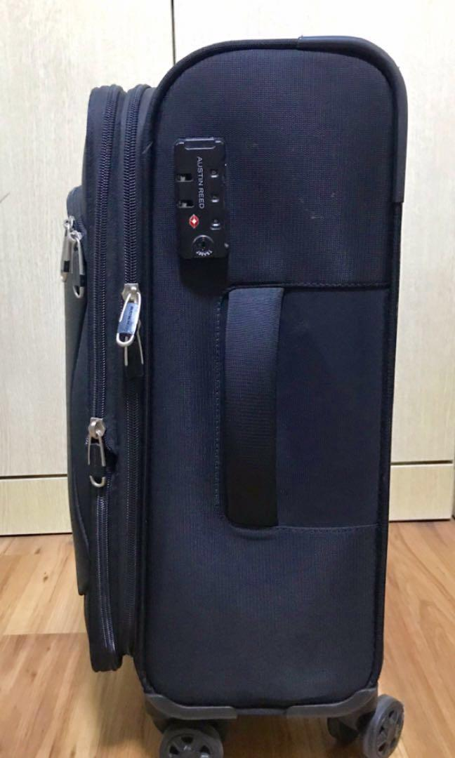 Austin Reed Cabin Bag Travel Travel Essentials Luggage On Carousell