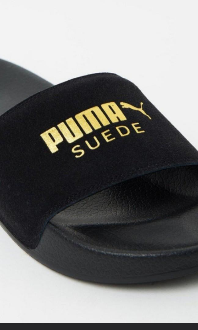 42e21238673 Authentic Puma Suede Slider Sandal #JuneHoliday30