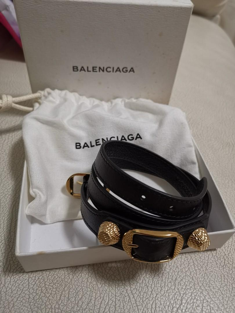Balenciaga Bracelet gelang original authentic